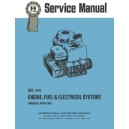 Briggs & Straton Engine,Fuel , Electrical System Manual