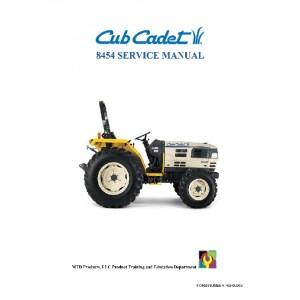 Cub Cadet 8454 Service Manual